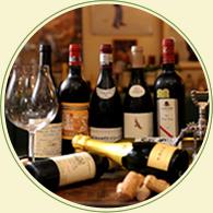 ブラッセリ―・ヴァンダンジュはシニアソムリエであるオーナー大薗博隆により徹底管理されたワインカーブが完備されています